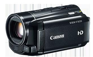 Canon vixia m500 camera