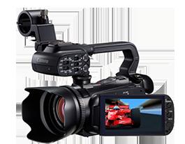Canon vixia XA10 camera