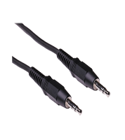Stereo Mini Male to Stereo Mini Male Cable