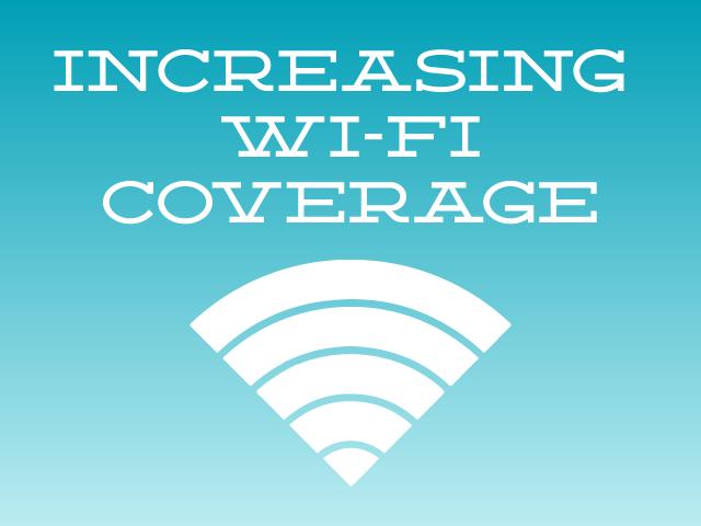 More Wi-FI