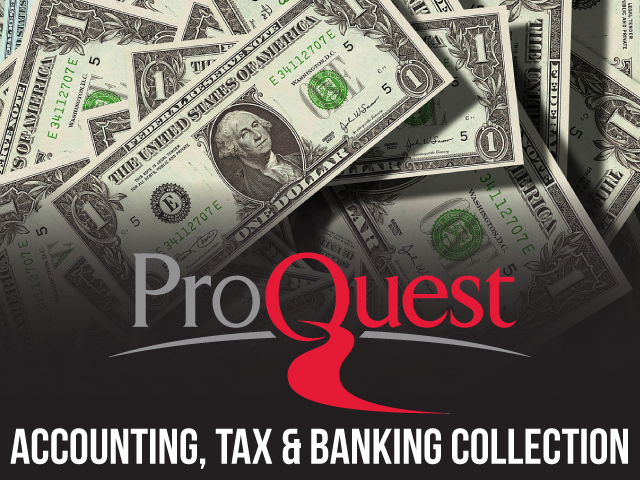 Accounting, Tax & Banking Collection