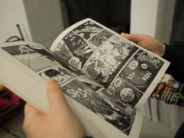 Underground and Independent Comics, Comix, and Graphic Novels: Volumes I & II