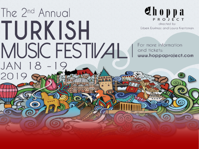 Turkish Music Festival - Exhibit and Performances