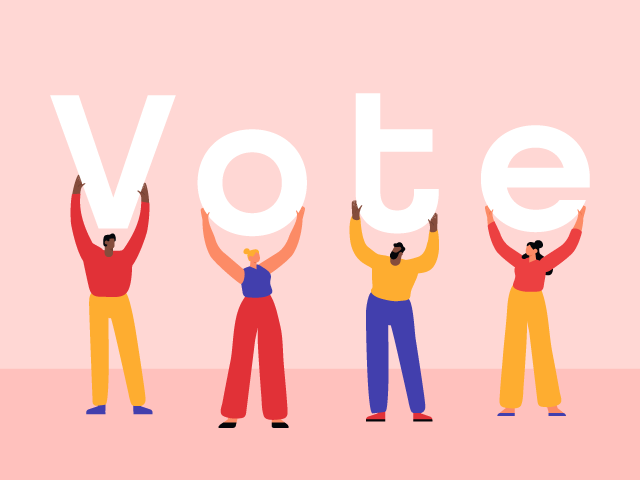 Voter Information and Events at Fondren Library