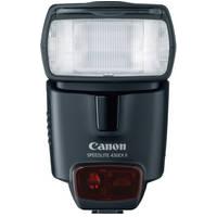 Canon 430EX II Speedlite TTL Flash