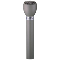 Electro-Voice 635A - Omni-Directional Handheld Dynamic ENG Microphone
