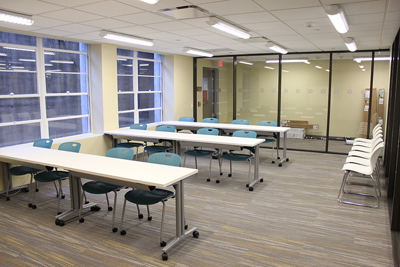 multipurpose room view from front