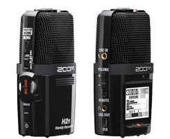 Zoom H2N - Entry Level Audio Recorder