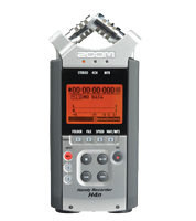 Zoom H4N -  Advanced Level Audio Recorder