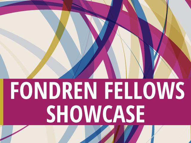 Fondren Fellows Showcase