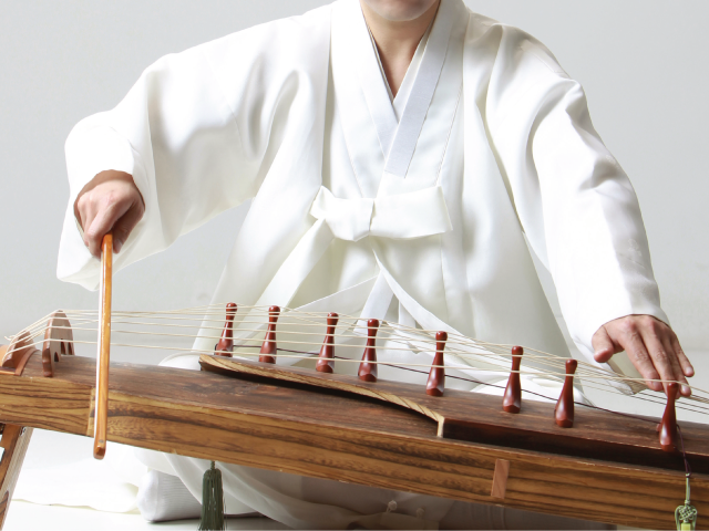 The Timeless Music Traditions of Korea - November 1