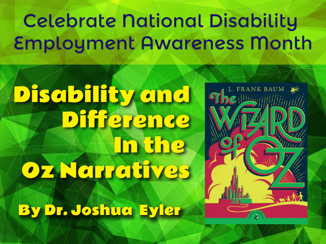 Disability and Difference in the Oz Narratives