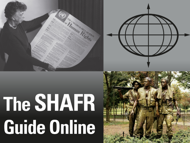 The SHAFR Guide Online: An Annotated Bibliography of U.S. Foreign Relations since 1600